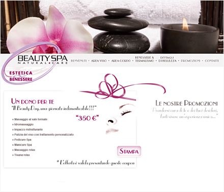 Beauty SPA Natural care