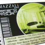 Mazzali Sfera World Tour