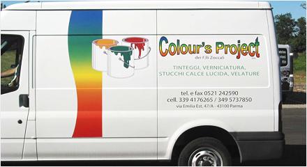 Colour's Project