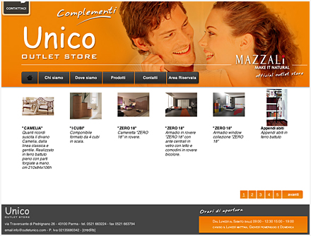 Unico Outlet Store