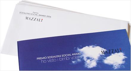 Mazzali - premio Sodalitas Social Award