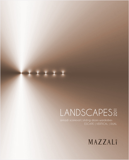 Catalogo novità 2011:: Landscape by Mazzali