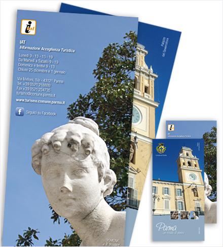 Comune di Parma - mini guida della città di Parma