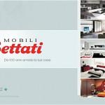 Mobili Bettati sito web
