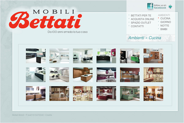 Mobili Bettati