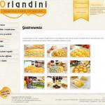 Gastronomia Orlandini sito web