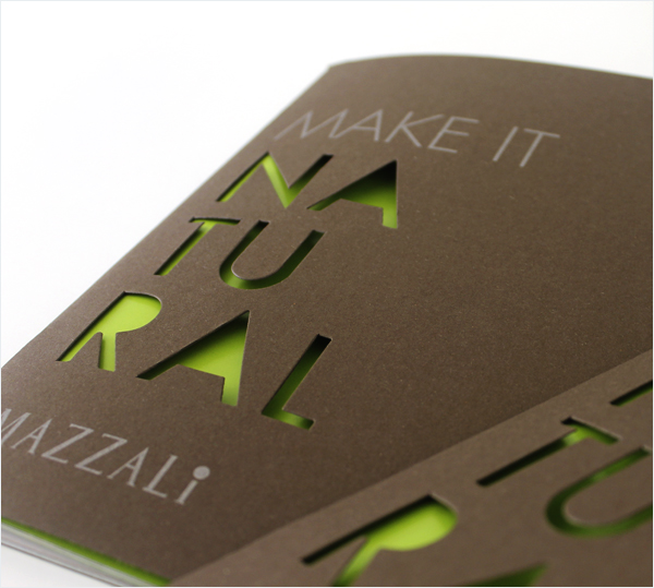 Mazzali MAKE IT NATURAL