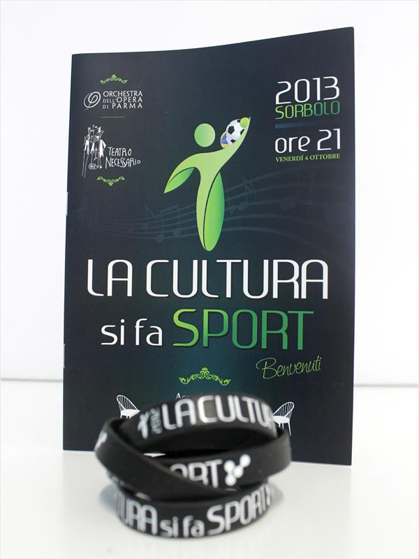 La cultura si fa sport 2013 - brochure