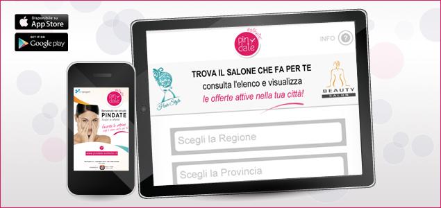 Pindate Esthetic app