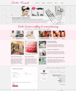 dolci-eventi.it - homepage