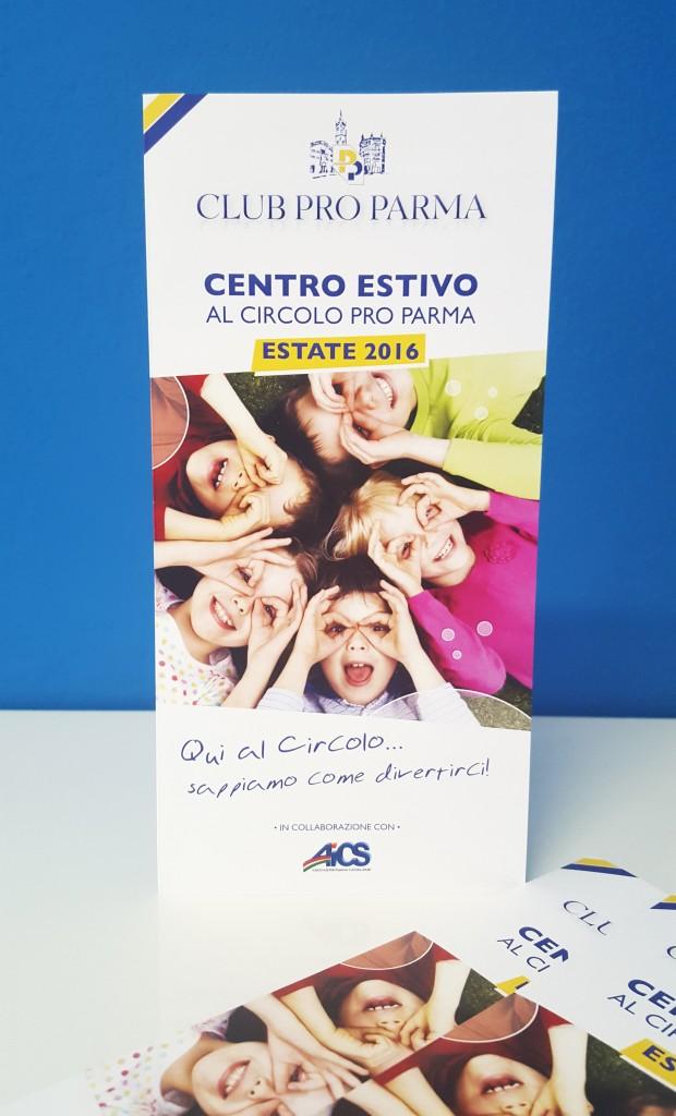 Circolo Pro Parma - centro estivo 2016