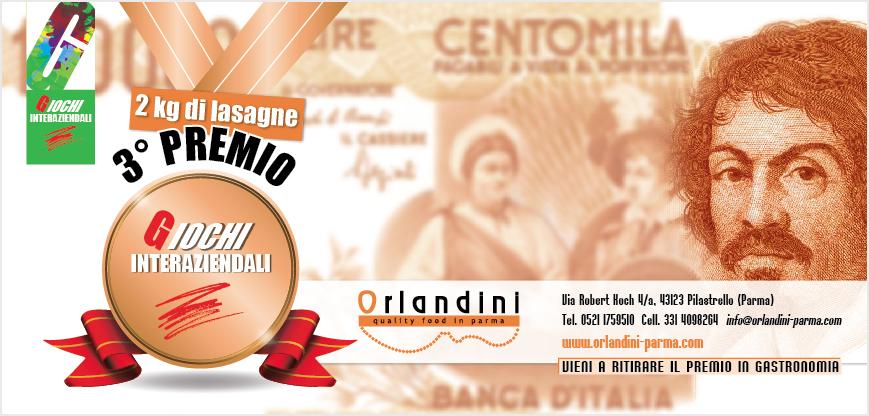 Gastronomia Orlandini - voucher premio