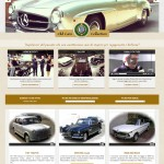 www.oldcarscollection.it - restyling sito web