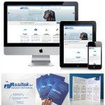 Assitek logo, Company Profile e sito web