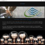 sito web Chari Associati Engeneering